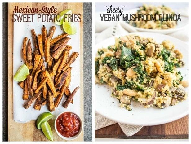 easy healthy vegan recipes