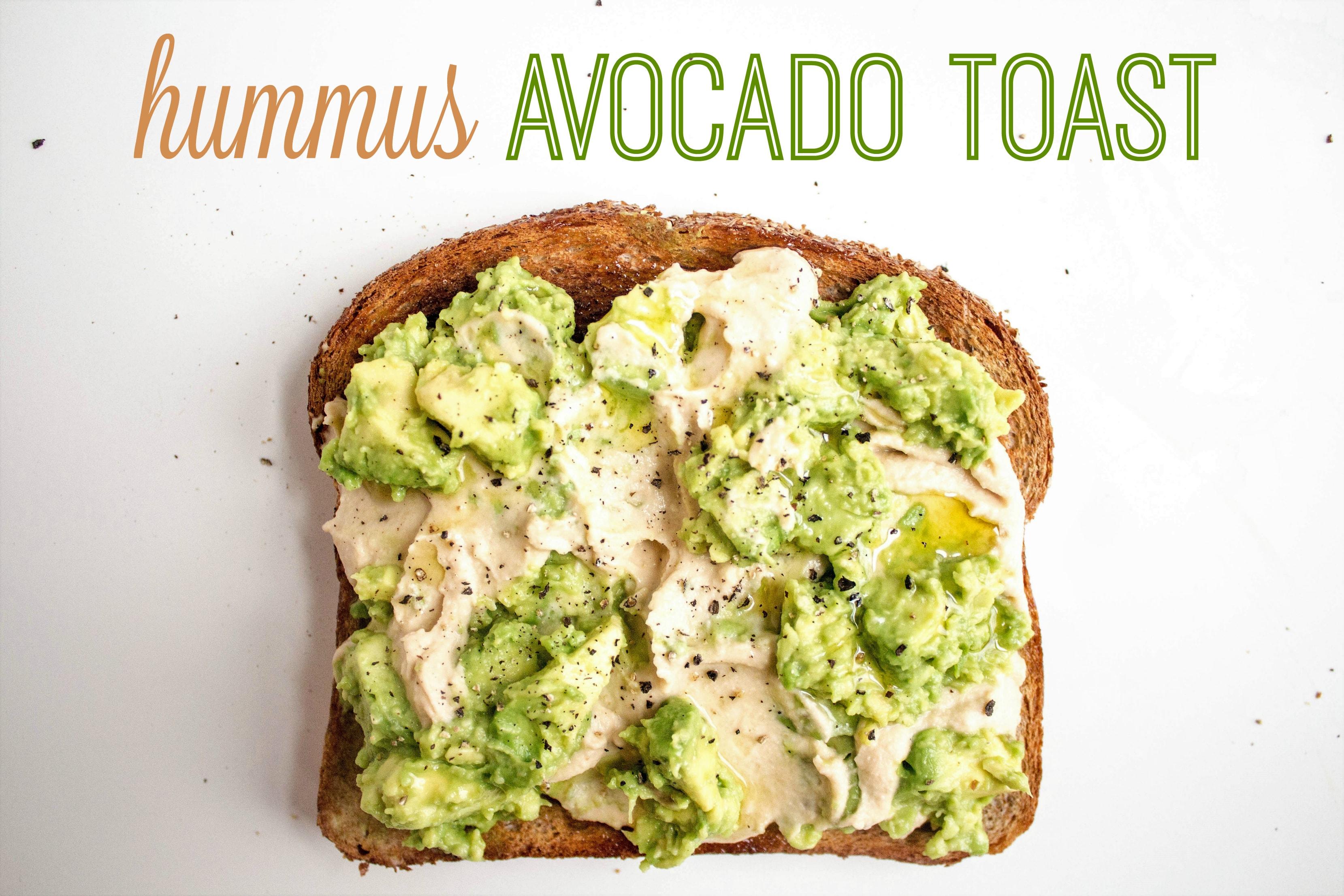 Black Bean & Salsa Avocado Toast: Top your avocado toast with salsa ...
