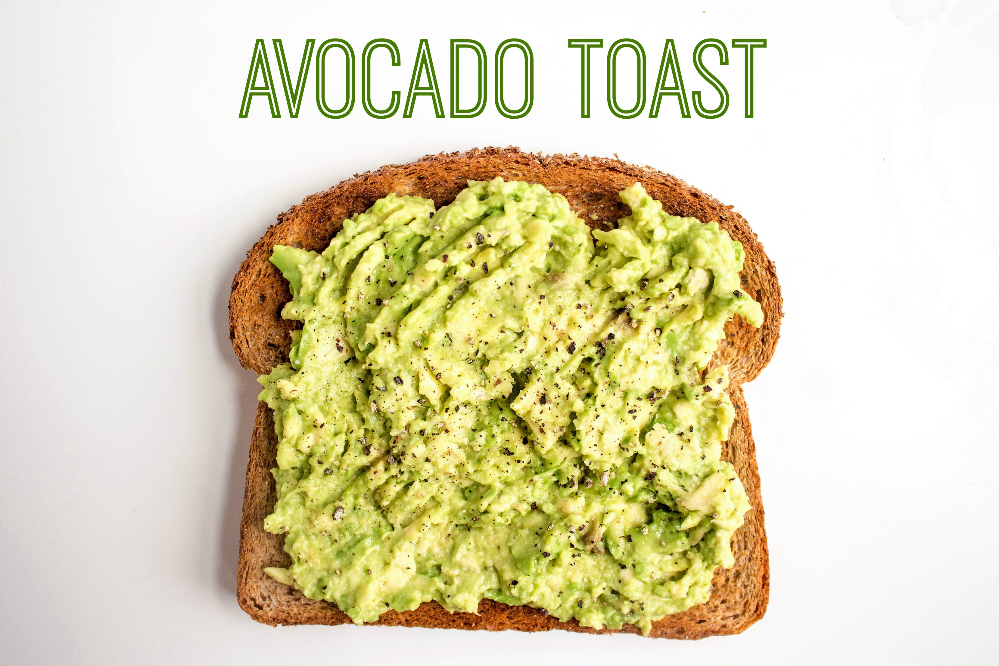 Image Result For Avocado On Toast Simple Recipe
