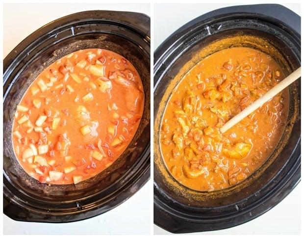 how to make slow cooker chicken tikka masala recipe