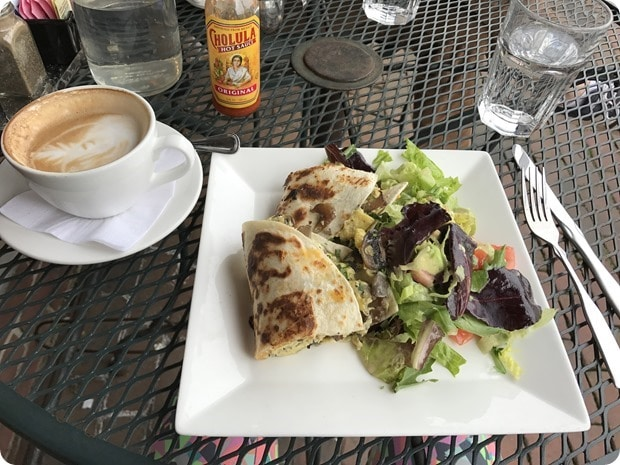 cassatt's kiwi cafe brunch