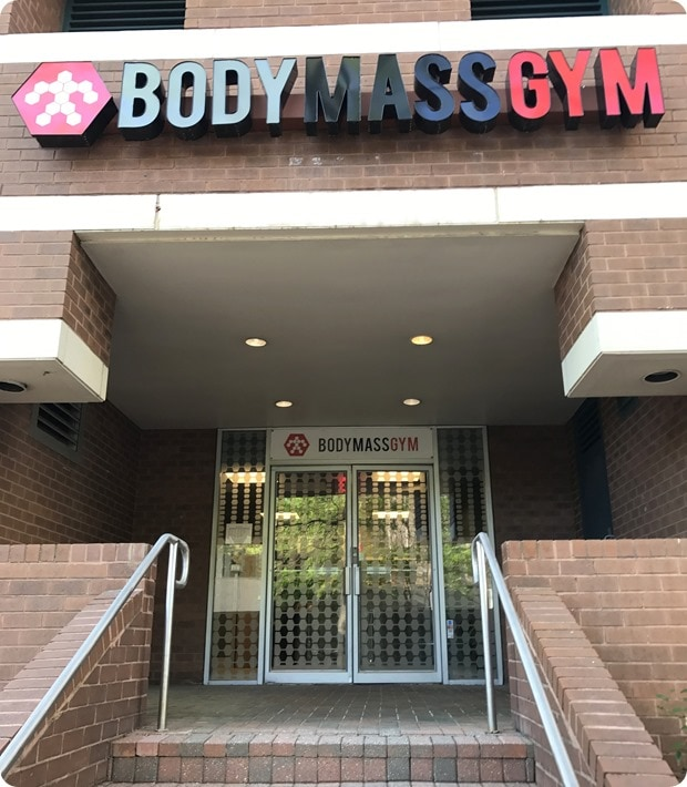 bodymass gym arlington review