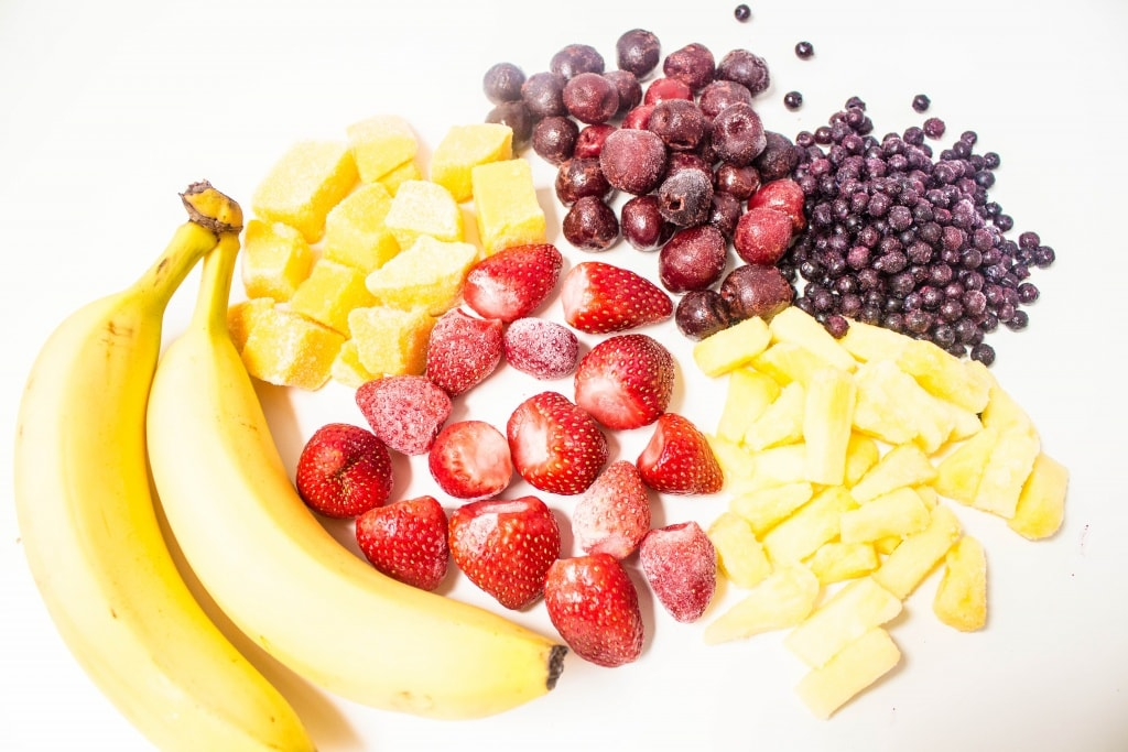 healthy smoothie recipes fruit