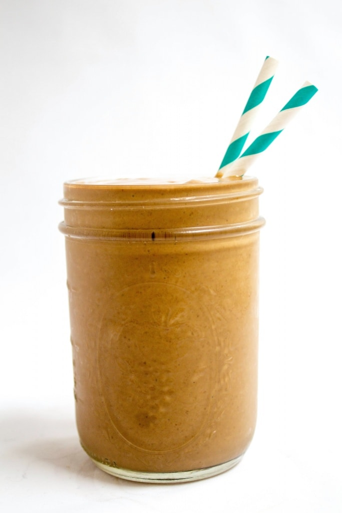 healthy smoothie recipes banana chocolate peanut butter