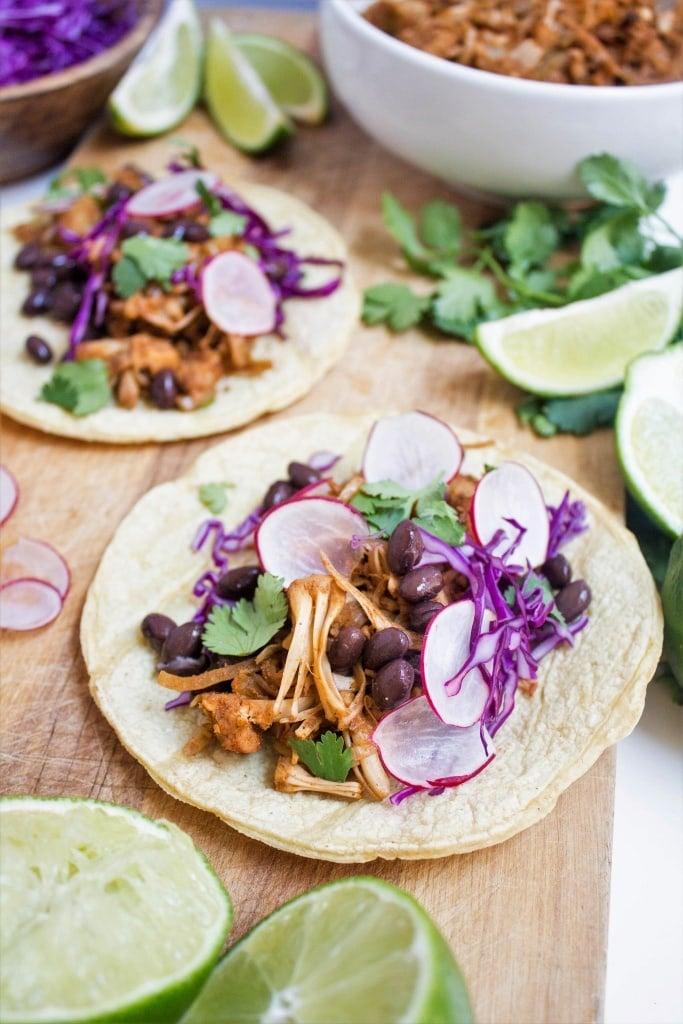 jackfruit carnitas tacos recipe