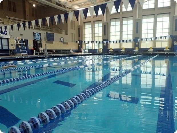 swimming pool arlington va
