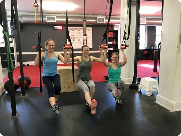 pregnant boot camp