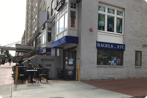 bagels etc P street DC 1