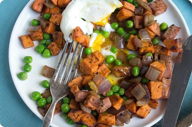 sweet potato hash 8