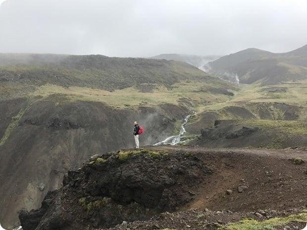 Reykjadalur Hot Springs Hike