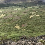 Iceland: Hiking Glymur Waterfall
