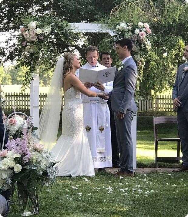 chelsea clark fabio echavarria wedding