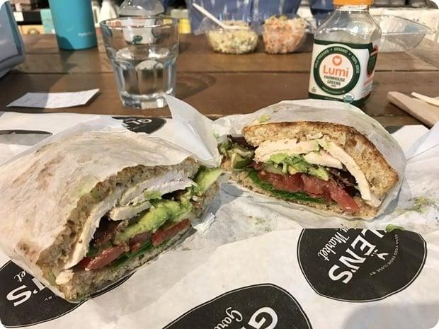 glens garden market sandwich
