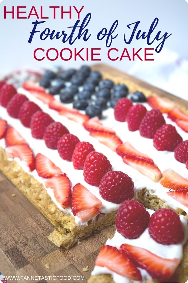 healthy fourth-of-july-cookie-cake-1