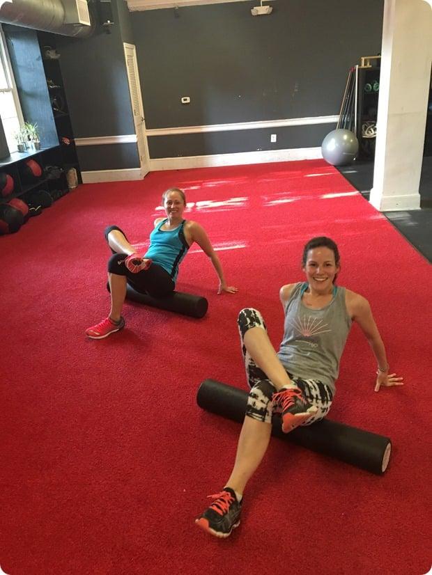 urban athletic club workout georgetown