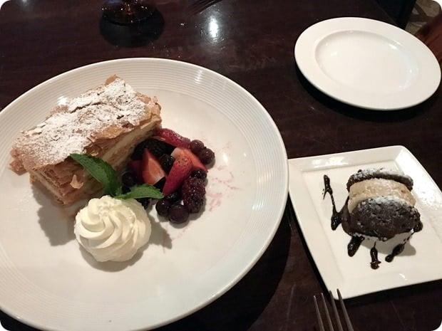 ris dc dessert