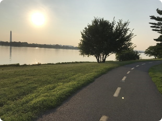 dc summer running