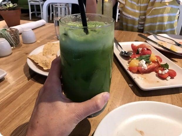 true food kitchen kale aid