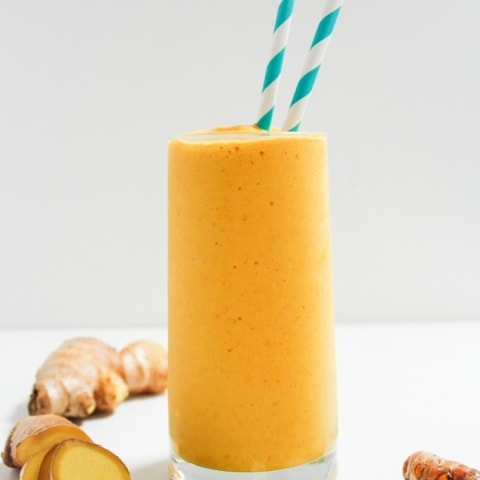 Turmeric Ginger Smoothie