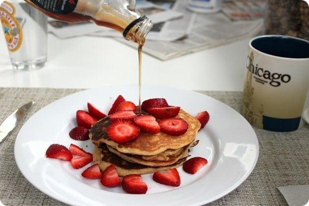 simple mills pancakes