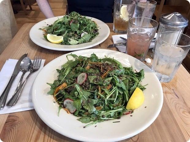 lpq lentil salad