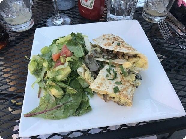 cassatts kiwi cafe breakfast