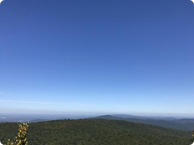 compton peak overlook