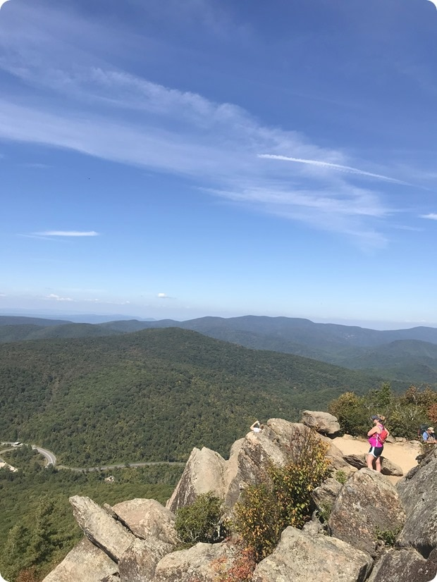 mary's rock summit