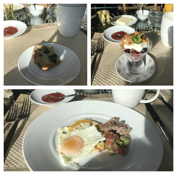 glen gordon manor breakfast