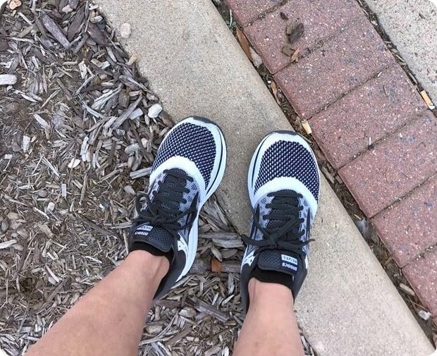 brooks revel shoe review