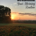 Tips to Streamline Your Morning Routine