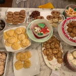 how to not be stressed out at a cookie swap