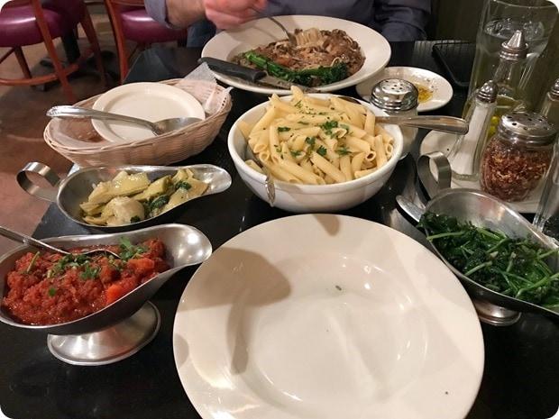dinner il raddichio 2
