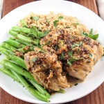 Instant Pot Maple Mustard Chicken Recipe