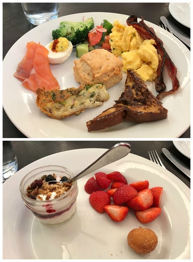 liberty tavern brunch buffet