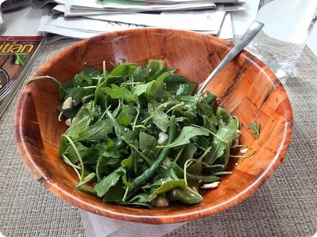 salad pregnancy
