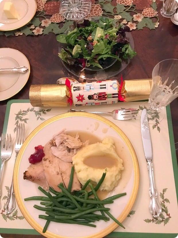 christmas eve dinner 2