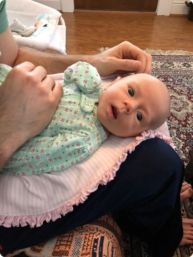 5 week old