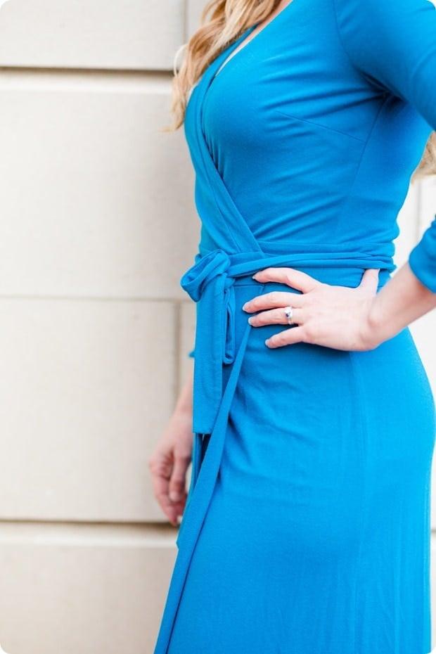 blue dress side detail 2