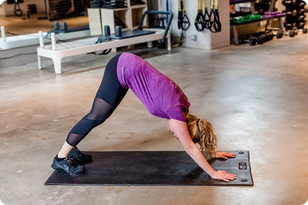 downward dog fun tights