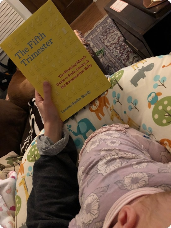 the fifth trimester book