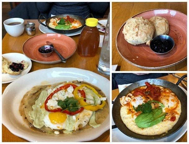 tupelo honey arlington brunch review
