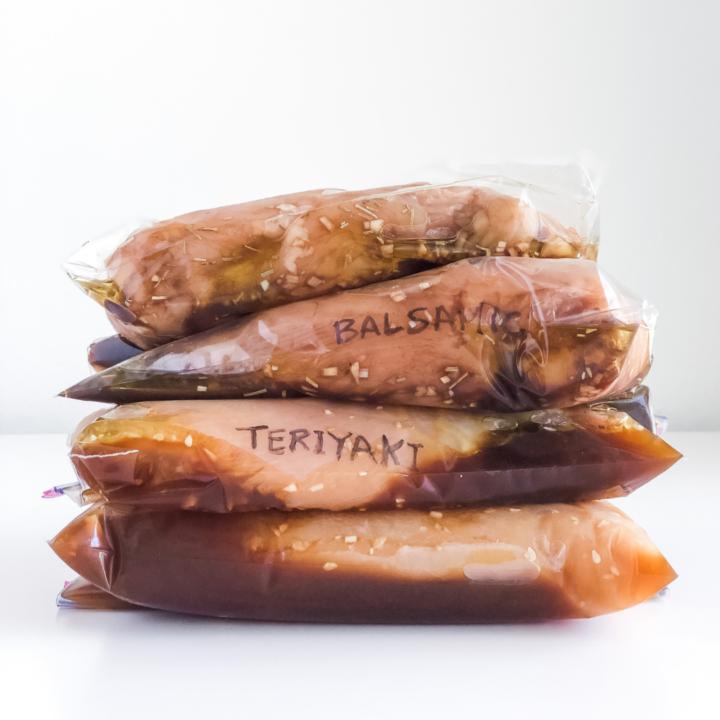 8 Healthy Chicken Marinades