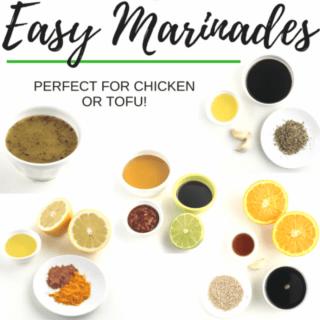 healthy chicken marinades