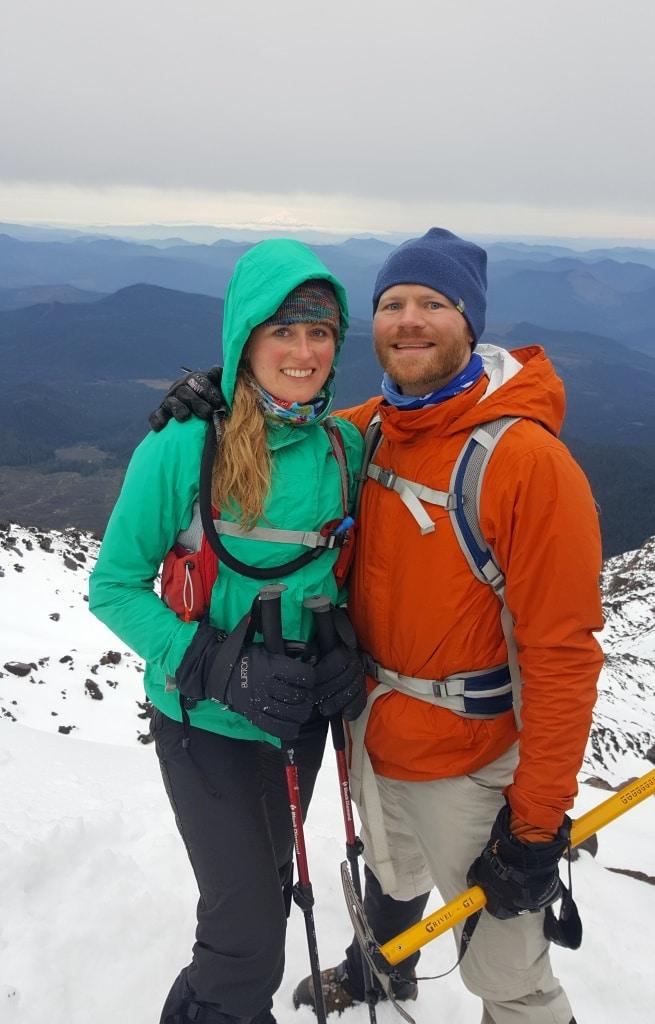 hiking mount st helens