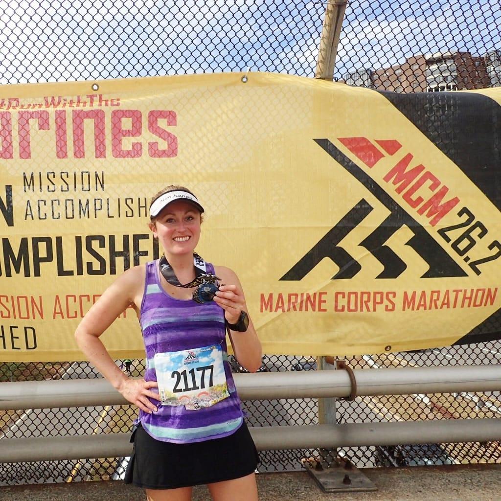 fannetastic food marine corps marathon