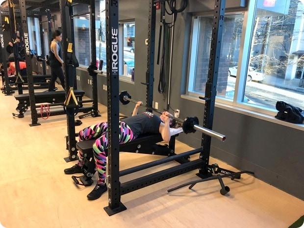 bodymass gym workout arlington