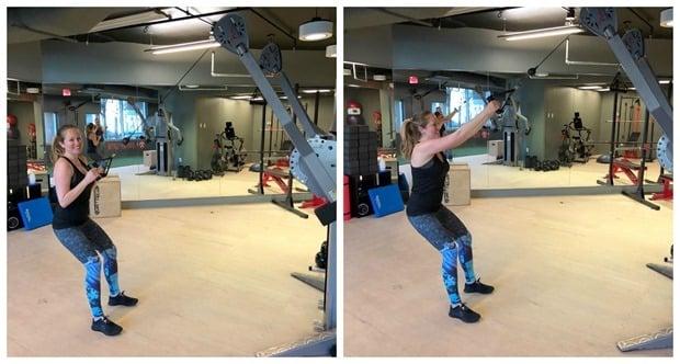 bodymass gym workout class