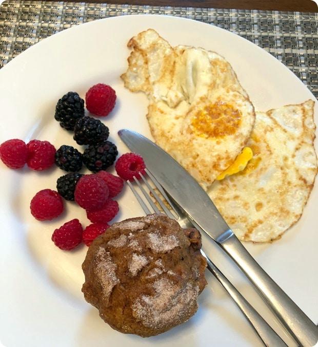 simple satisfying breakfast