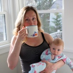 Healthy One Handed-Snack Ideas for Moms (and Dads!)